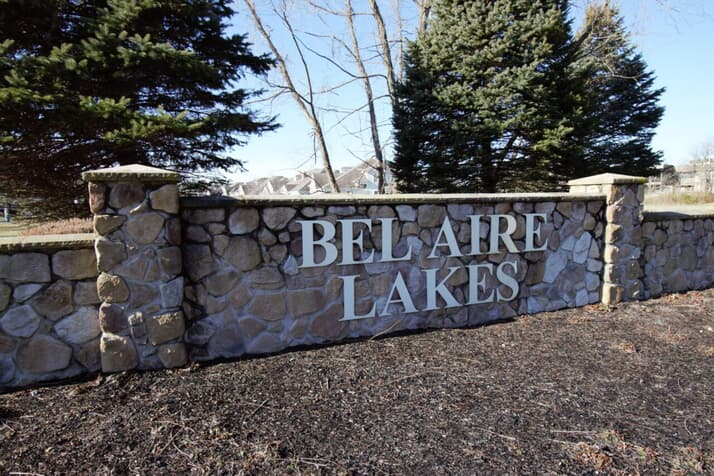 Bel Aire Lakes Homes For Sale