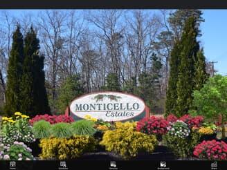 Monticello Estates Homes For Sale